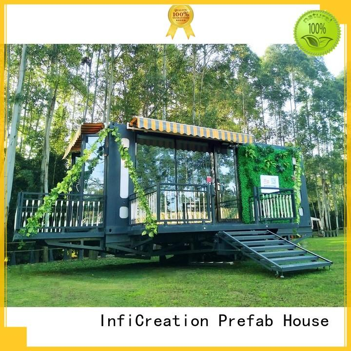 modern modular container homes manufacturer for carport