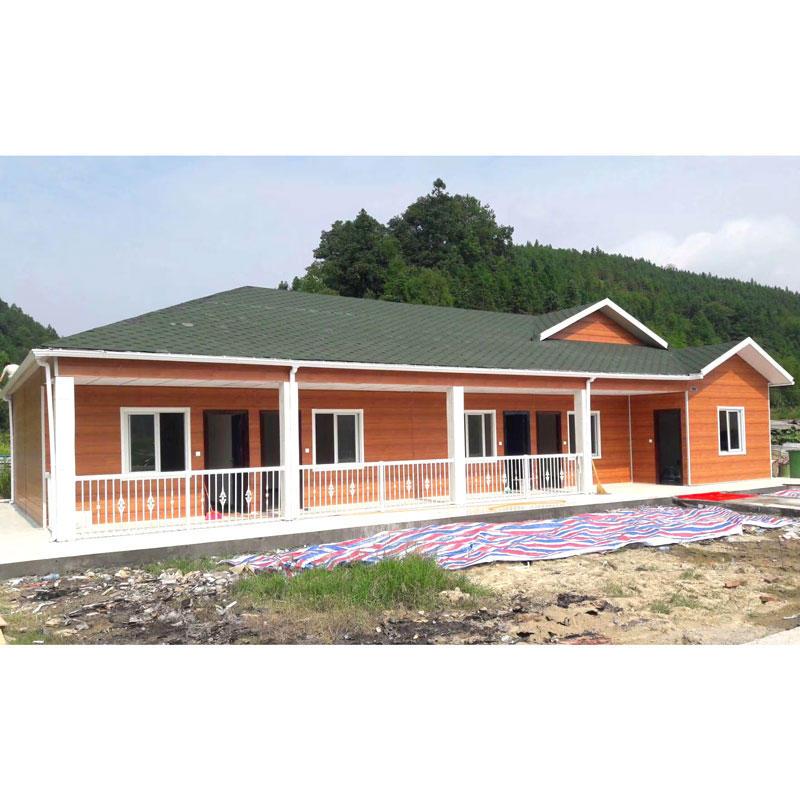 Nanan holiday home project