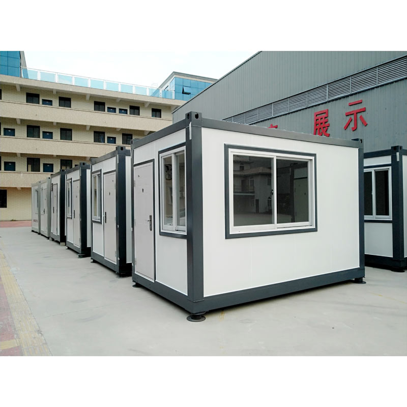 InfiCreation steel freight container homes manufacturer for toilet-1