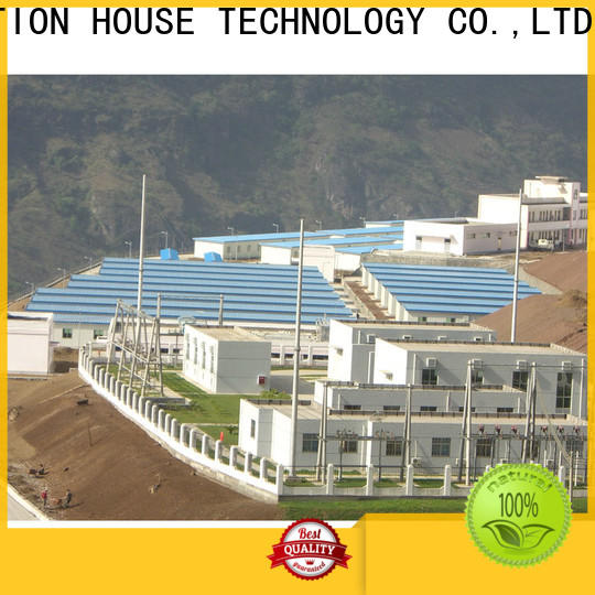 InfiCreation pre manufactured homes company for office