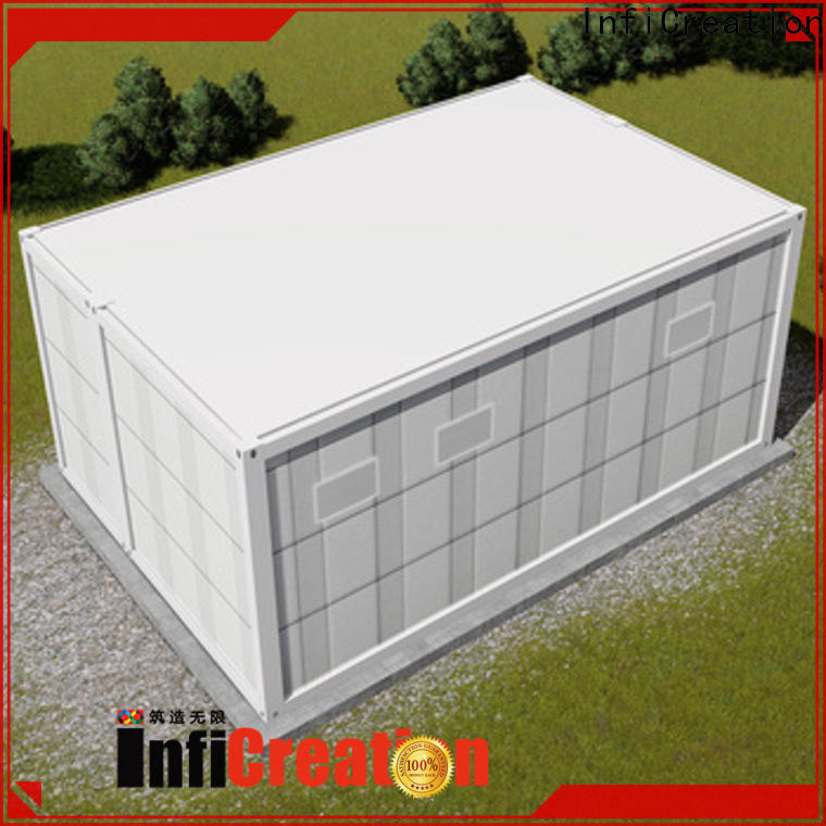InfiCreation modern storage container houses customized for office