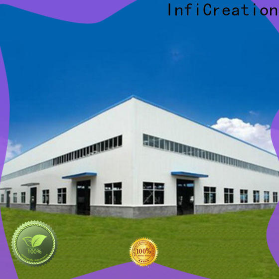 low cost premade warehouse supplier for company