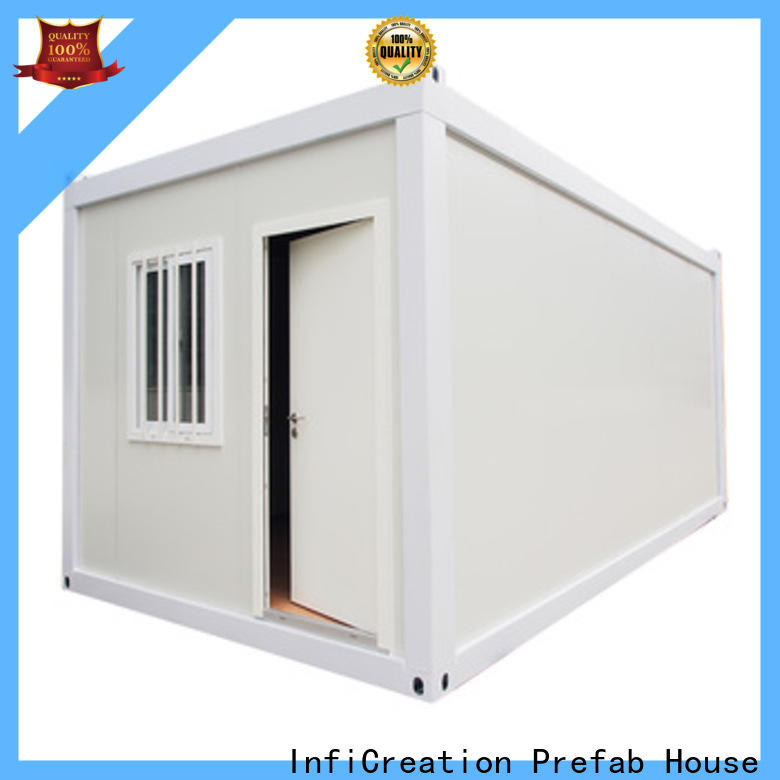InfiCreation freight container homes directly sale for accommodation