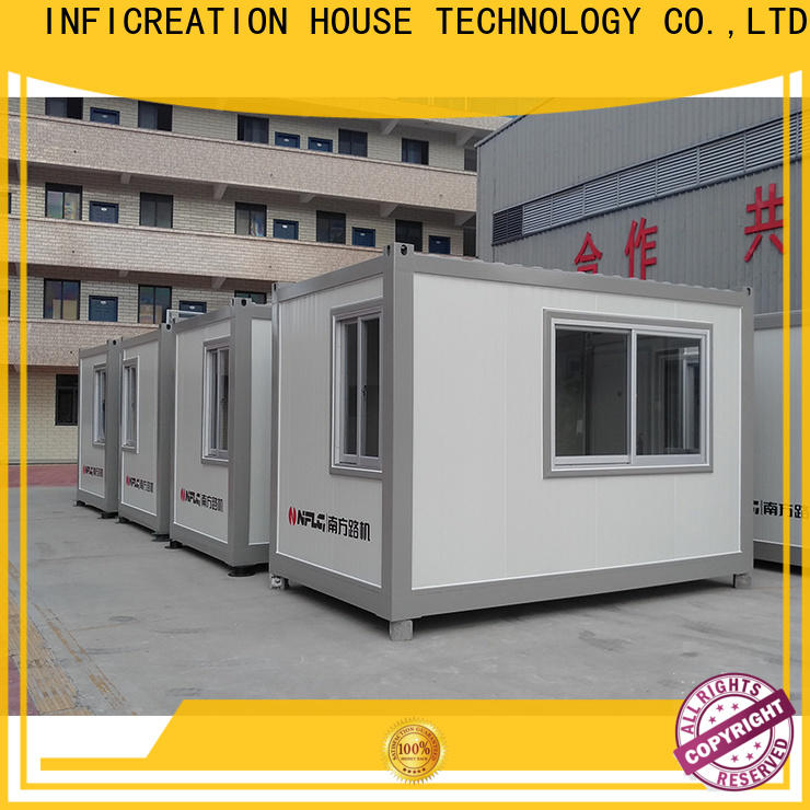 long lasting cargo container homes customized for accommodation