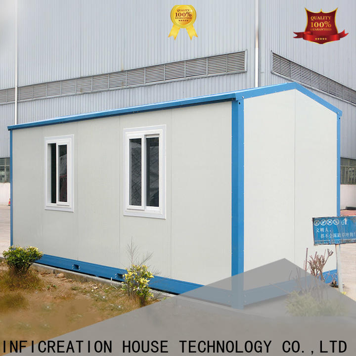 InfiCreation cargo container homes factory price for office