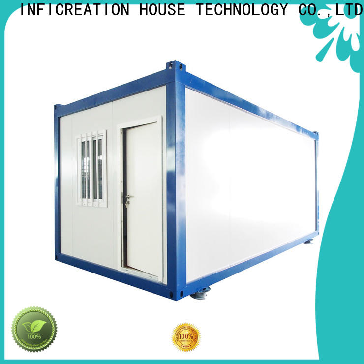 InfiCreation storage container houses supplier for office