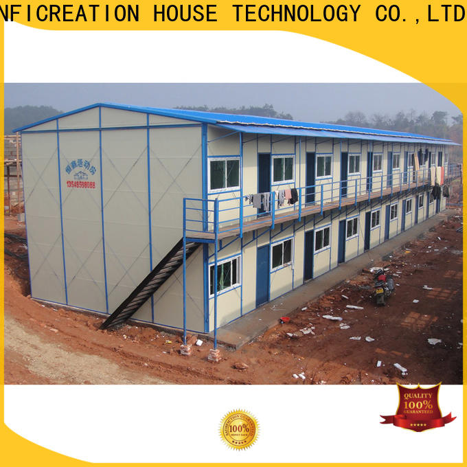 InfiCreation cost-effective temporary site accommodation supplier for accommodation