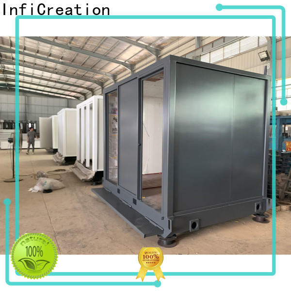 InfiCreation premade container homes directly sale for toilet