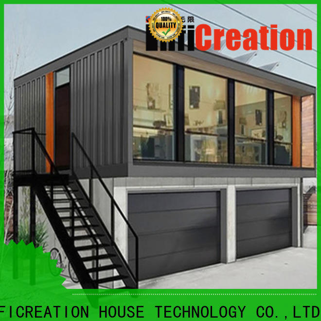 long lasting prefab storage container homes customized for accommodation