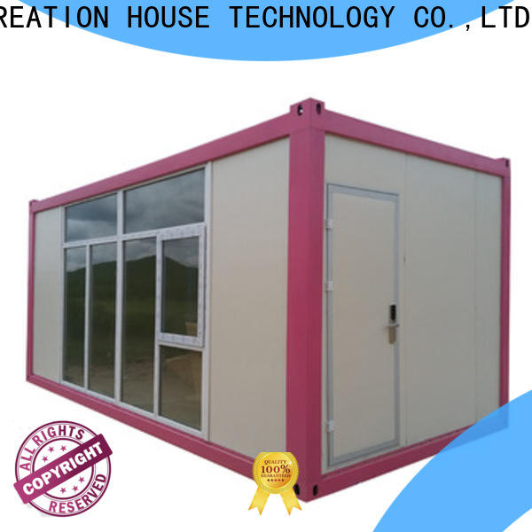 InfiCreation durable cargo container homes manufacturer for accommodation