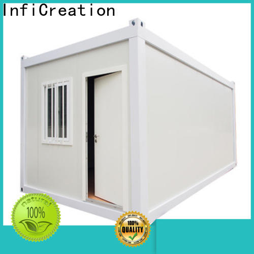low cost prefab container homes supplier for accommodation