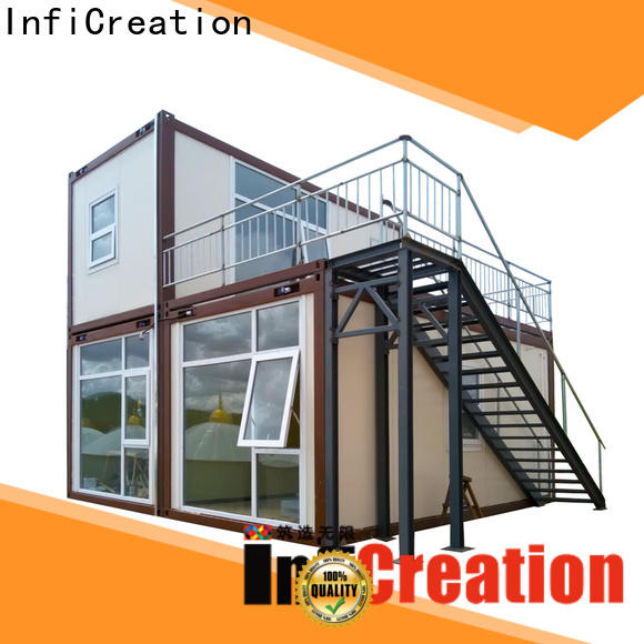 InfiCreation freight container homes factory for accommodation
