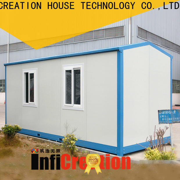 steel cargo container house factory price for carport