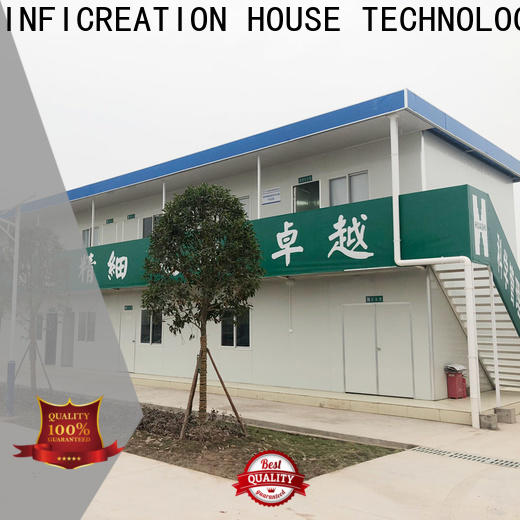 InfiCreation modular container homes factory price for accommodation