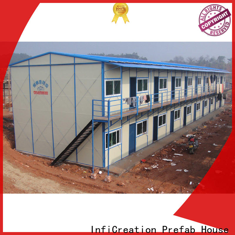 InfiCreation site cabins manufacturer for shop