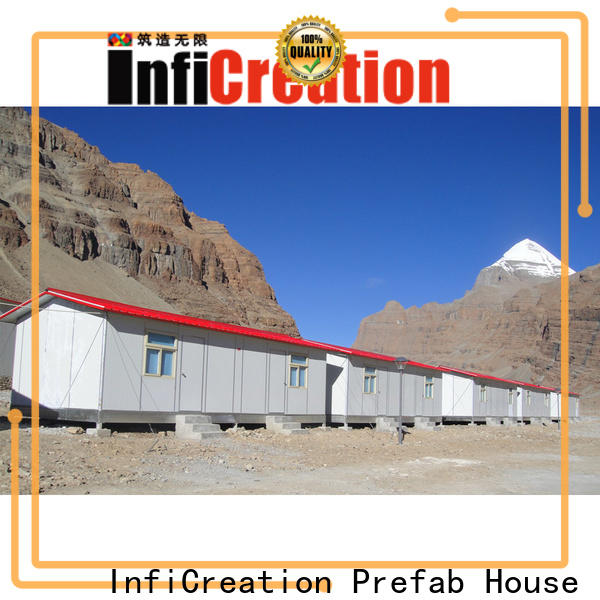 InfiCreation site accommodation custom for office