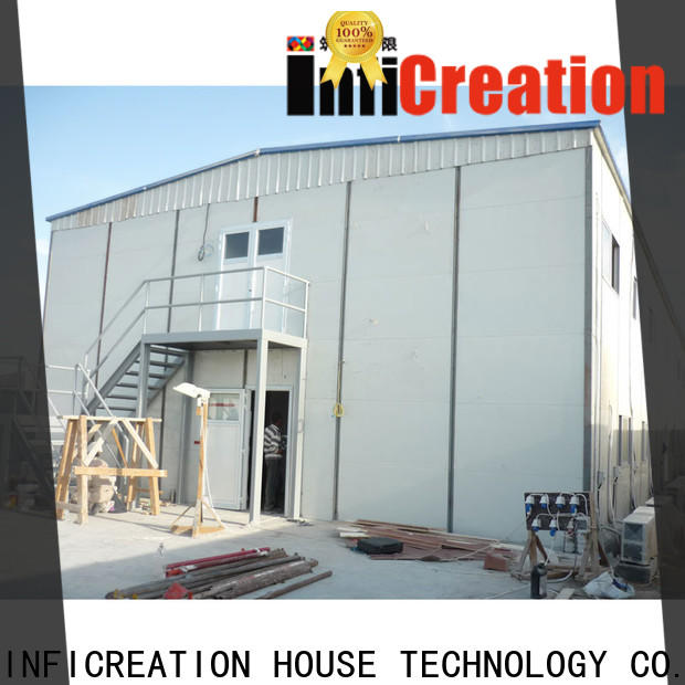 high-quality pre manufactured homes manufacturers for office