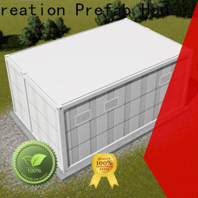 modern cargo container homes customized for booth