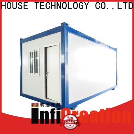 InfiCreation prefab container house customized for office