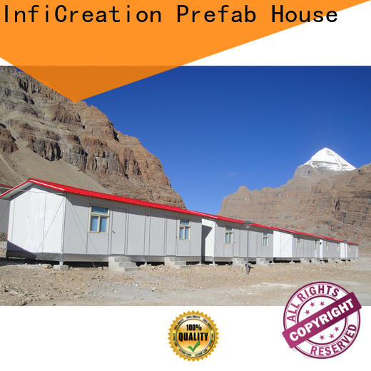 InfiCreation prefabricated k house manufacturer for office