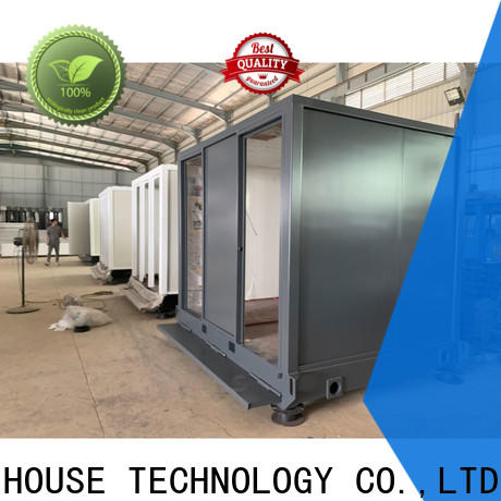 InfiCreation recyclable storage container houses supplier for accommodation
