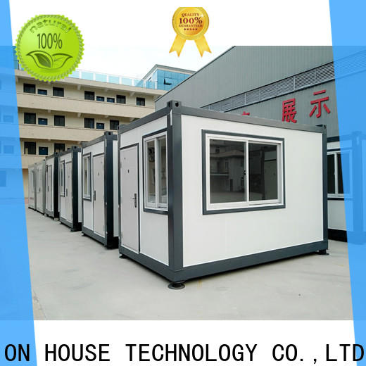 InfiCreation recyclable prefab container homes factory for office
