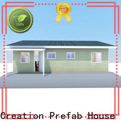 portable pre manufactured cottages designer for resorts