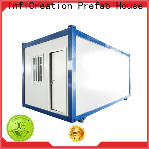 low cost cargo container house factory for accommodation
