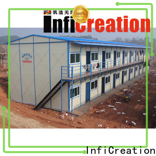 InfiCreation high quality prefabricated k house manufacturer for office