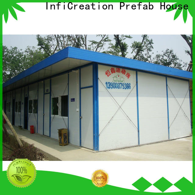 InfiCreation construction site camp supplier for office