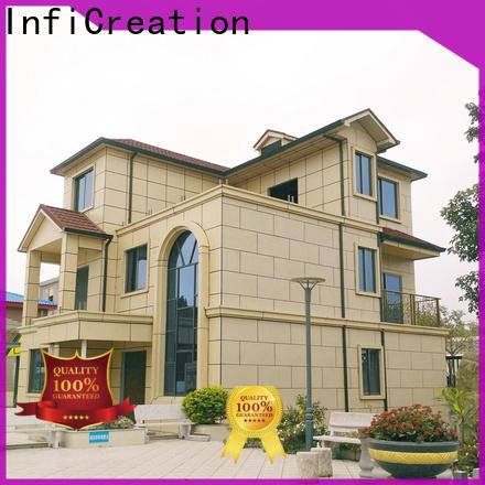 economical pre built houses manufacturer for hotel