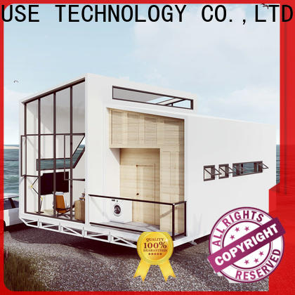 portable prefabricated cottages factory price for accommodation