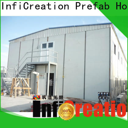 InfiCreation wholesale pre manufactured homes manufacturers for carport