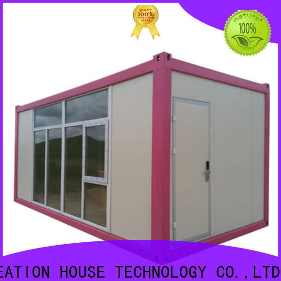 InfiCreation modern premade container homes supplier for office