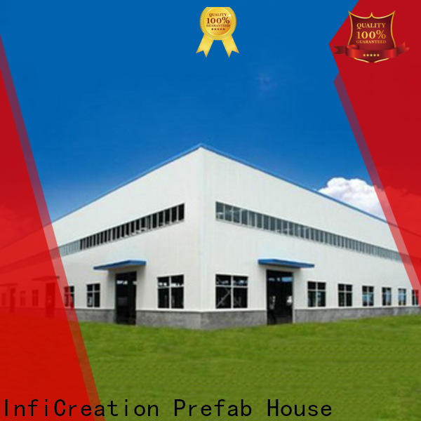 InfiCreation prefab warehouse directly sale for company