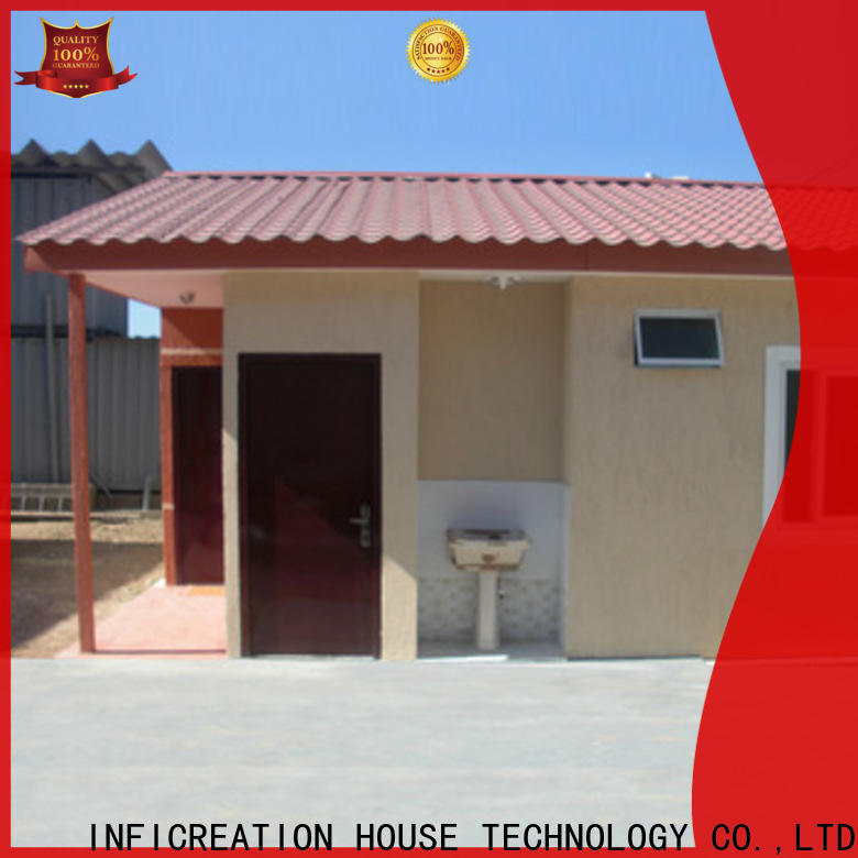 InfiCreation storage container homes factory for office