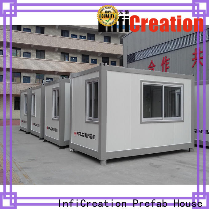 modern premade container homes factory price for carport