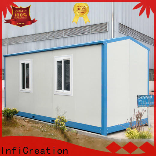 InfiCreation custom container homes customized for toilet