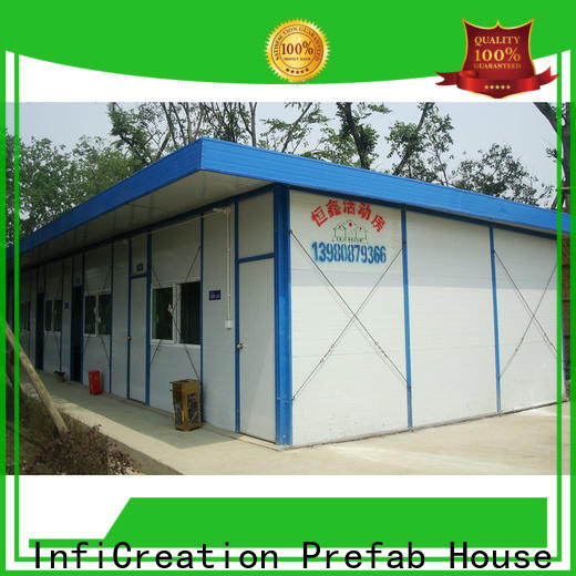 InfiCreation competitive price construction site camp wholesale for shop
