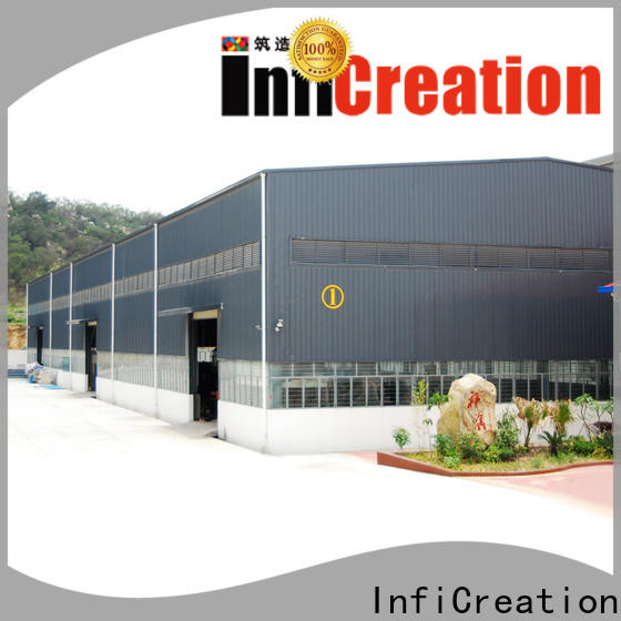 InfiCreation pre manufactured warehouse customized for factory