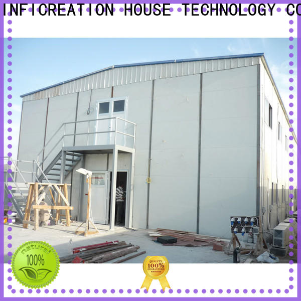 InfiCreation pre manufactured homes company for toilet