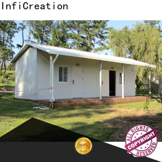 InfiCreation construction site camp supplier for bedroom