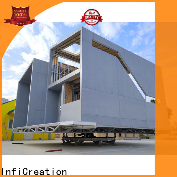 steel premade homes manufacturer for hotel