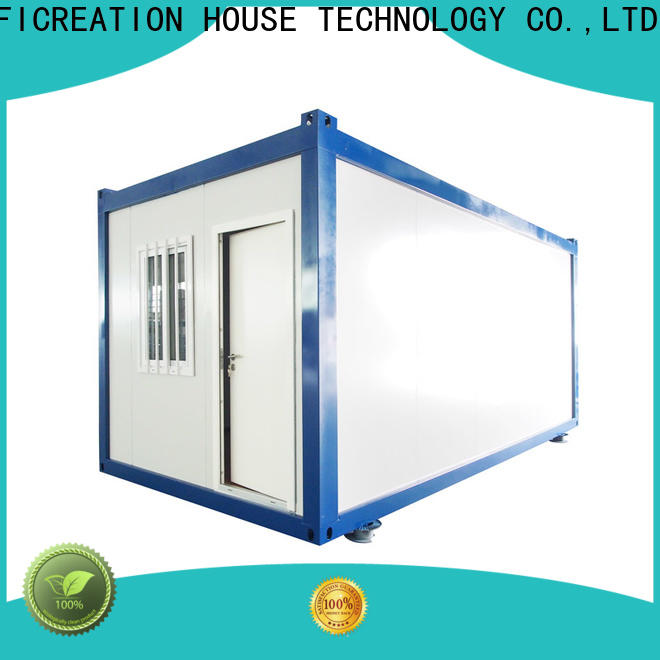 InfiCreation prefab storage container homes manufacturer for accommodation
