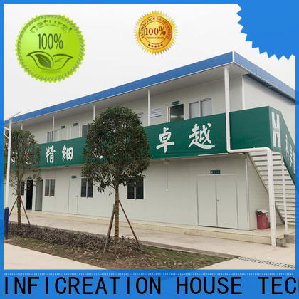 InfiCreation prefab container house directly sale for office