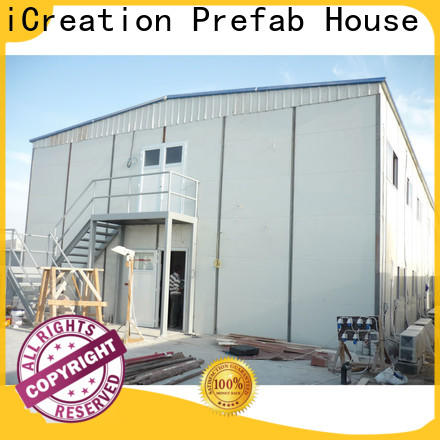 InfiCreation pre manufactured homes suppliers for accommodation