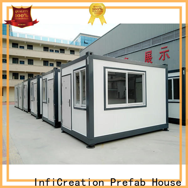 durable prefabricated container homes factory price for carport