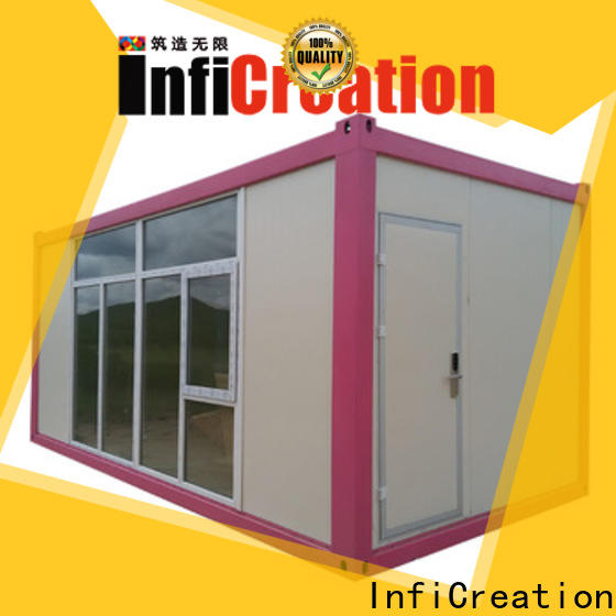 steel modular container homes directly sale for accommodation