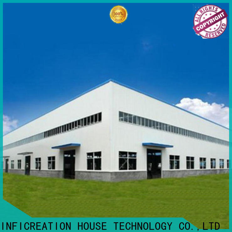InfiCreation fabrication warehouse directly sale for cargo