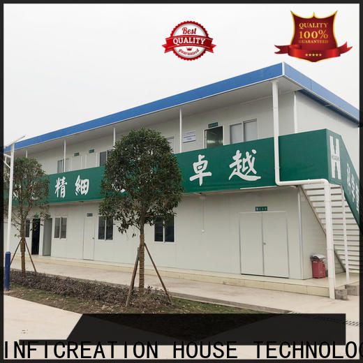 low cost freight container homes factory for carport